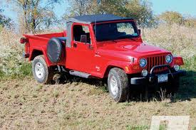 2006 tj jeep wrangler 2006 jeep wrangler tj unlimited truck jp magazine