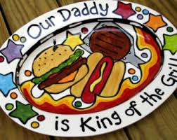 personalized barbecue platter bbq platter etsy