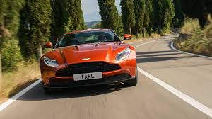 aston martin front download wallpaper 3840x2160 aston martin db11 front view red