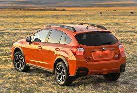 crosstrek subaru orange 2013 subaru xv crosstrek pricing announced
