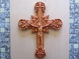 crucifix wall decor wooden crucifix wood wall crucifix catholic catholicism