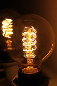 light bulbs with filaments exposed google search interior