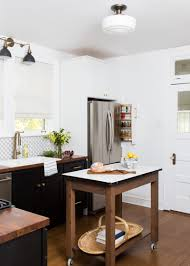 Help Designing Kitchen by Stylish Black And White Kitchen Remodel