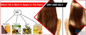 for hair which is best for hair mustard coconut olive or almond