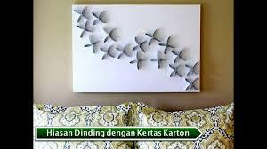 coba hias kamar kamu dengan hiasan dinding ini youtube