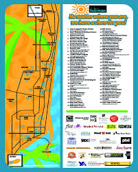 Del Ray Florida Map by Sol Children Theater Carol Kassie