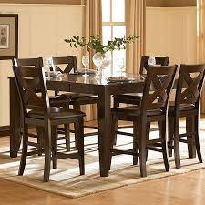 cheap 7 piece dining table sets homelegance crown point 7 piece merlot dining table set hayneedle