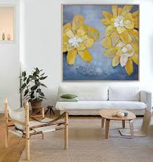 large living room wall art hand made abstract art acrylic painting large canvas art living