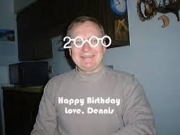 2000 new years dennis 2000 new years glasses