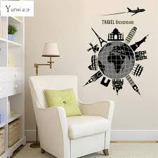 Travel Bedroom Decor by Online Get Cheap Travel Room Decor Aliexpress Com Alibaba Group