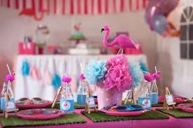 kara u0027s party ideas pink flamingo themed birthday party planning