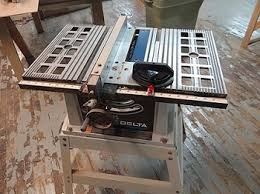 Delta Shopmaster Table Saw Irs Auctions Lot Listing