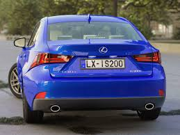lexus isf model year differences lexus is f sport 2016 3d cgtrader