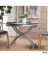 Glass Drop Leaf Table with Great Deal On Shelby Glass Top Folding Table With Drop Leaf By