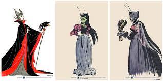 original concept designs for disney characters album on imgur