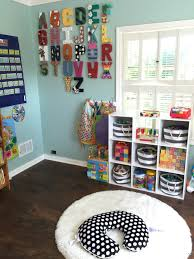 home daycare space here is my loft area i turned into a home