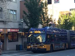 Seattle Metro Bus Routes Map route level details of recommended u link bus restructures the
