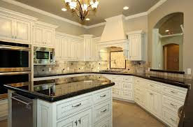 Contemporary Walnut Kitchen Cabinets - walnut kitchen cabinets contemporary with pot filler brown wall