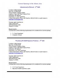 Forklift Resume Sample by Pick Packer Resume Sample Free Resume Example And Writing Download