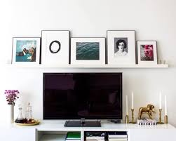 Wooden Gallery Shelf by Best 25 Picture Ledge Ideas On Pinterest Diy Wall Shelves