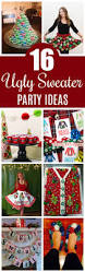 16 totally unforgettable ugly sweater party ideas pretty my party