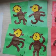 Barevná Sova Vosk Pastely A Vod Barvy M 17 Best Monkey Craft Ideas Images On Activities