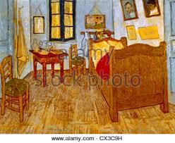 the bedroom van gogh vincent van gogh the bedroom stock photo royalty free image