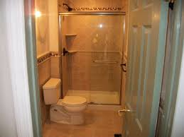 bathroom remodel walk in shower cost sandy brown futuristic