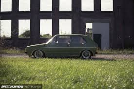volkswagen golf mk1 modified the simple life a well grounded golf mk1 speedhunters