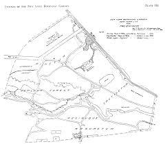 New York Map Pdf New York Botanical Garden Map Pdf New York Map