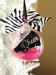 4 inch glitter filled ornament by moderntotz on etsy