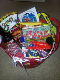 creative gift baskets for the of food creative gift ideas louisiana state gift basket