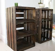 furniture wood crate furniture