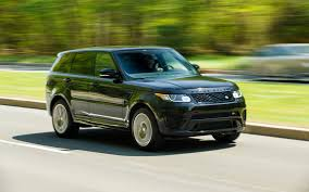range rover land rover sport 2017 land rover range rover sport news reviews picture