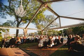 clear wedding tent clear reception tent with chandeliers elizabeth designs