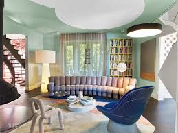 the stuttgart home of designers peter ippolito and stefan gabel is