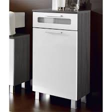 White Freestanding Bathroom Cabinet by Bathroom Storage Freestanding Vesmaeducation Com