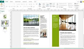 open source alternative to microsoft publisher open source