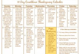 10 day countdown thanksgiving calendar novak