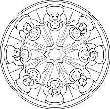 54 mandalas images coloring books drawings