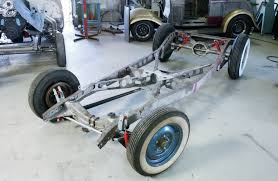ford truck parts sources bringing a 1940 ford truck chassis back to rod