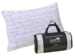memory foam bed pillows superior king premium bamboo shredded memory foam bed pillow 1