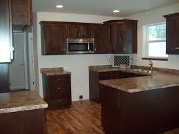 backsplash walnut kitchen cabinets granite countertops walnut