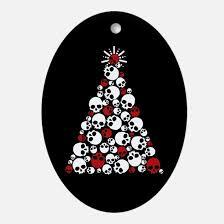 gothic christmas christmas ornament cafepress