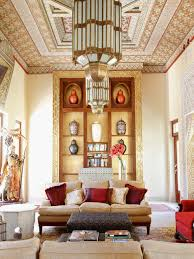 Moroccan Living Room Furniture Houzz - Moroccan living room furniture