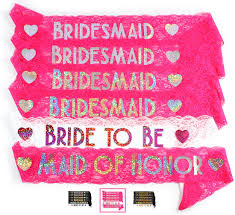 amazon com bridal bachelorette party favors wedding kit bride
