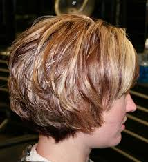 short layered bob hairstyles without bangs archives women medium