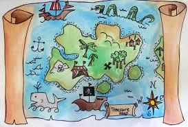 Treasure Map Blank by Treasure Maps U2013 Pfistner U0027s Pfanclub
