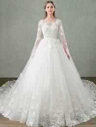 princesses wedding dresses princess wedding dresses 2017 unique sleeves design applique lace