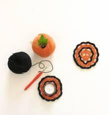 Crochet Halloween Garland Crochet Halloween